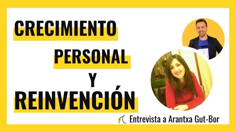 Crecimiento personal y reinvención