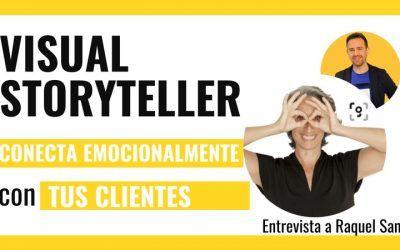 Visual storyteller: conecta emocionalmente con tus clientes